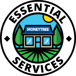Essential Services logo.